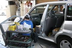 自動車修理・デントリペアの永田鈑金[三重県四日市] 修理と交換の違い